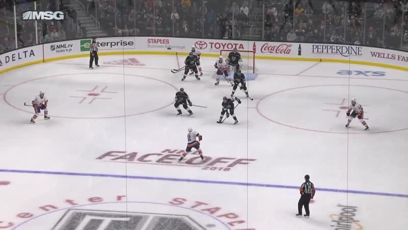 New York Islanders vs Los Angeles Kings – Oct.18, 2018 ¦ Game Highlights ¦ NHL 18-19