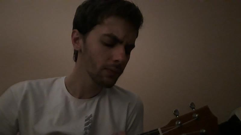 Falling Down - Lil Peep XXXTENTACION (ukulele cover)