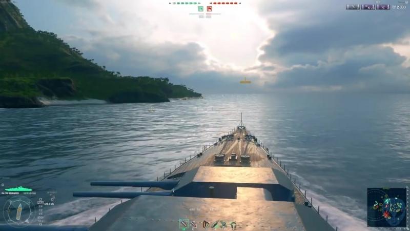 [ALCATRAZ OFFICIAL] Тайна ЗАТОНУВШЕГО КОРАБЛЯ! Этой МИСТИФИКАЦИИ 100 лет! (World of Warships)