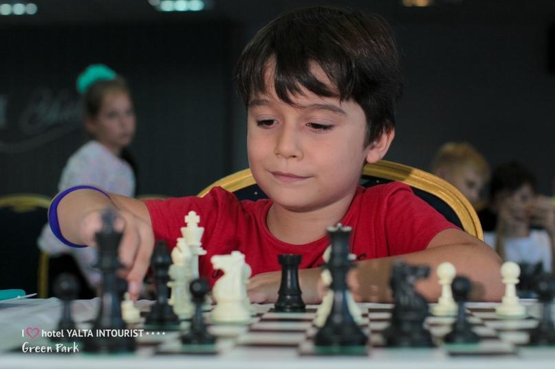 В Ялте завершился Первый Всероссийский детский фестиваль по шахматам