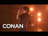 LP Lost On You 050917 - CONAN on TBS