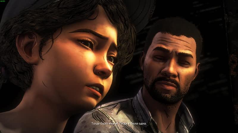 The Walking Dead Разговор со старым другом