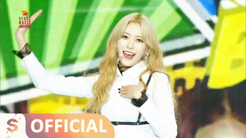 190115 MOMOLAND (모모랜드) - BBoom BBoom (뿜뿜) @ SMA 28th Seoul Music Awards [2K 60FPS]