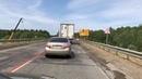 Ремонт моста на трассе Тамбов Пенза под г Рассказово
