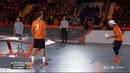 2nd Teqball World Cup - Stars Game Robert Pirès/Séan Garnier vs William Gallas/Simão Sabrosa