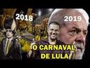 Escola de Samba terá enredo pró Lula em 2019