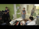 Behind the scenes clip of Fionn and Emma Thompson in The Children Act via ATT