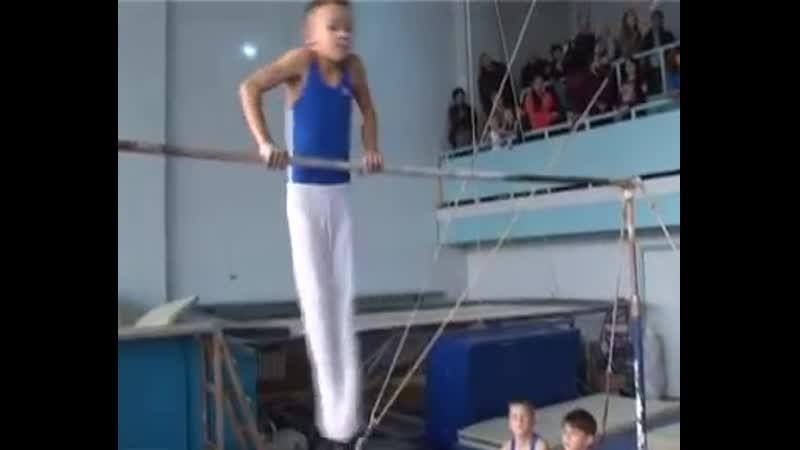 Спортивная гимнастика 3 взр 7лет тренер Билык Г А