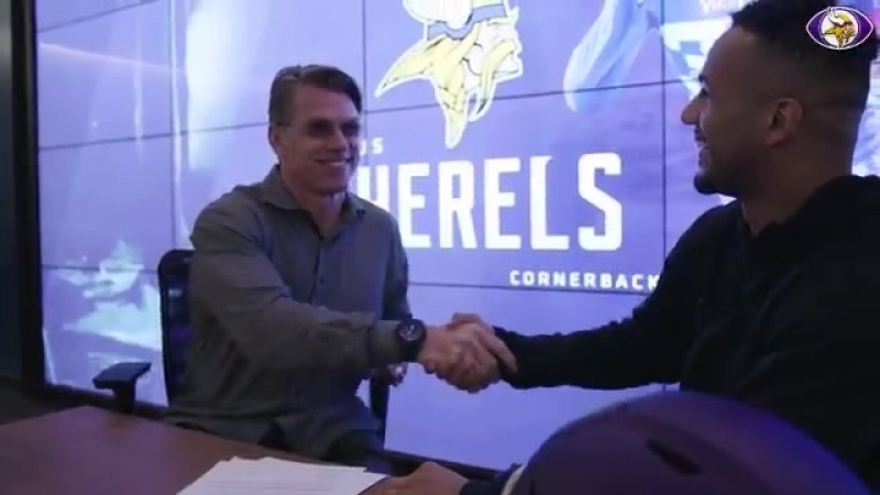 Making it official with Marcus Skol