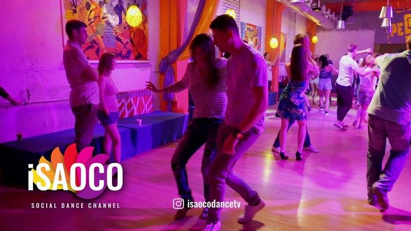 Salsa Dancing in Respublica Vosmera, Saturday 28.04.2018 (SC)