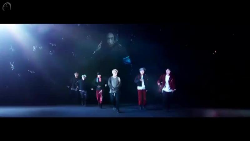 BTS, NCT 127 и EXO под фон трека BTS - MIC Drop