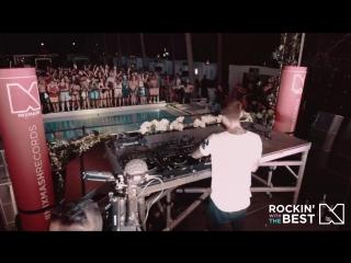 Blasterjaxx - Live @ Mixmash Miami 2018 ¦ Rockin With The Best
