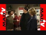 Приключение Стивена Сигала )) За пару минут разнес столовку) Пародия от MadTV