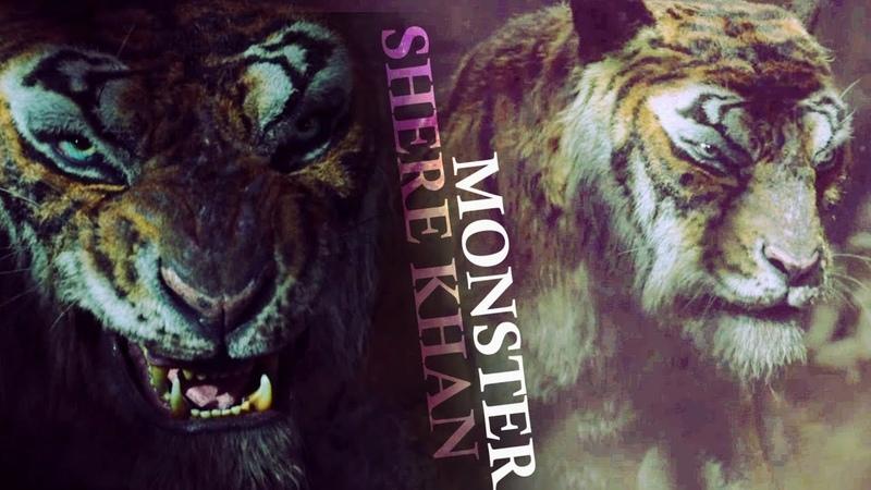 Shere Khan - Monster