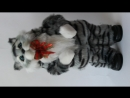 Весёлый поющий кот в наличии!