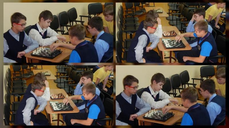 ШСЛ Лицейский турнир по шахматам