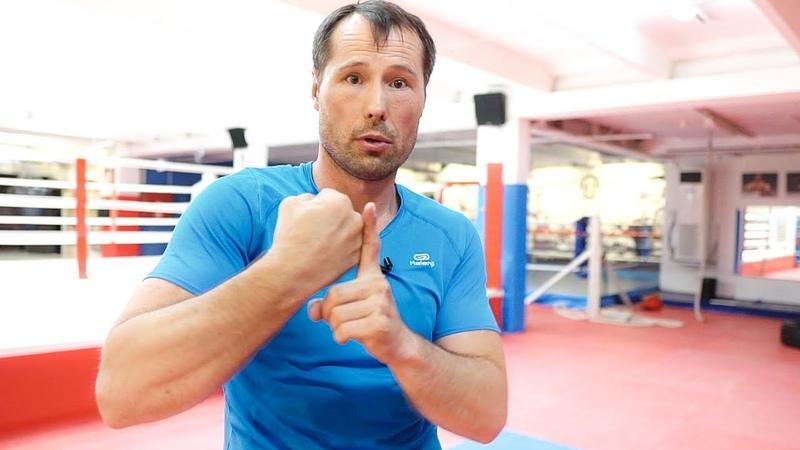 Как научиться бить боковые удары с нуля Постановка удара на боксерском мешке