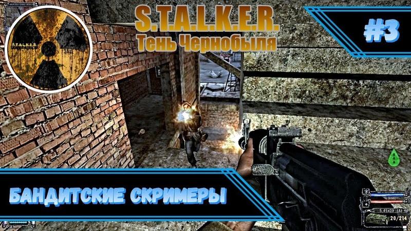 Бандитские скримеры ► S.T.A.L.K.E.R. Тень Чернобыля ► 3 ► Святой Play