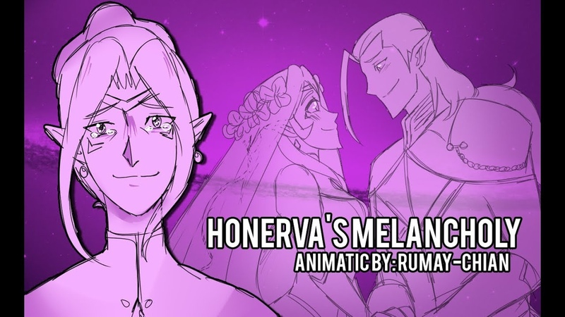【ANIMATIC】 Honervas Melancholy || (Voltron)