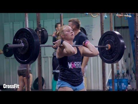 Jordan's Journey Battling Breast Cancer With CrossFit