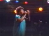 Patti LaBelle Somewhere over the raibow(live 1982)