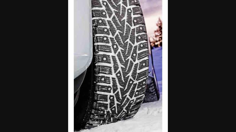 Лучшие шипованные зимние шины