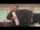А. Кусяков Соната №4( фрагмент) исп. Вадим Попов ( аккордеон)