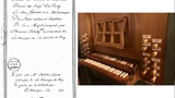 Jean-Baptiste de Lully fils (1665-1743) Grand Air de la Guerre - Organ transcription