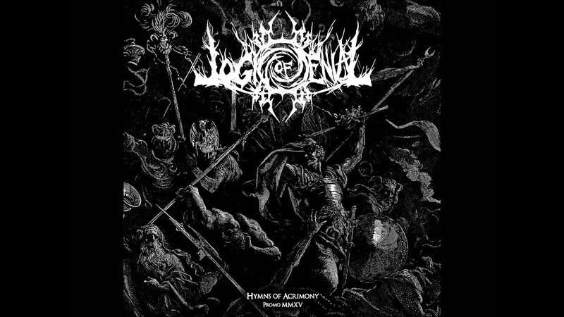 LOGIC OF DENIAL 01 IMMACULATE HYMNS OF ACRIMONY PROMO MMXV