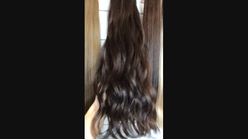 Продажа волос Анна Вейс