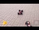 Супер Гоночная машинка-скалолаз