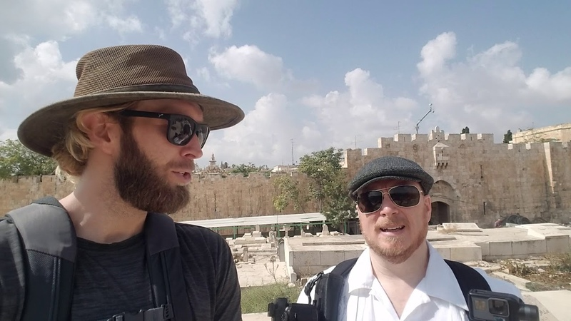 Holy Land w Jake Morphonios KMN!