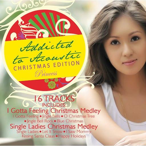 Princess альбом Addicted to Acoustic Christmas Edition