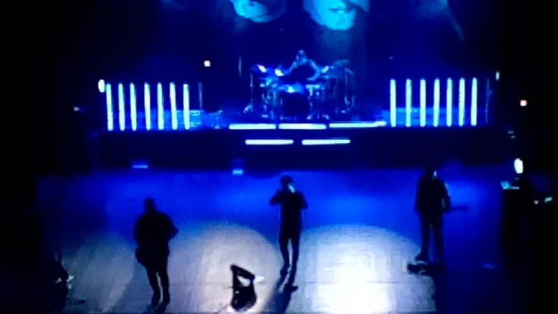 The Rasmus.Livin' In A World Without You.Perm 21.03.18