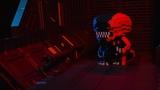 Alien Video Game Deco 8-Bit Pop! Vinyl Figure - Entertainment Earth Exclusive