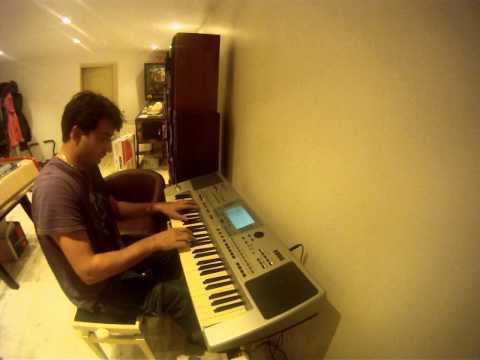 Enya boadicea final version piano ( GoPro hd )