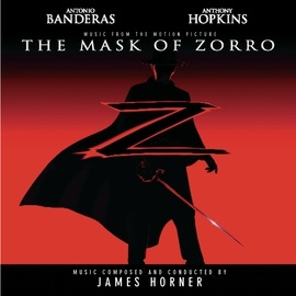 James Horner альбом The Mask of Zorro - Music from the Motion Picture