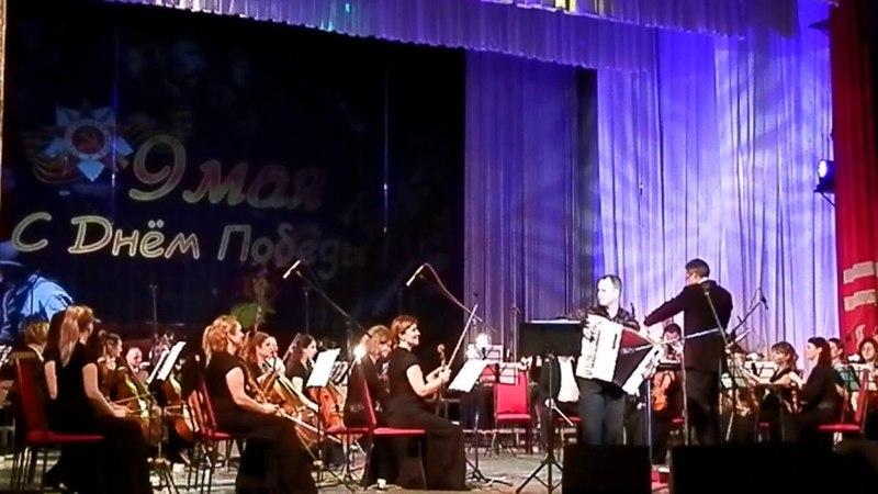 10 Солист Краснодарской филармонии Александр Павлов