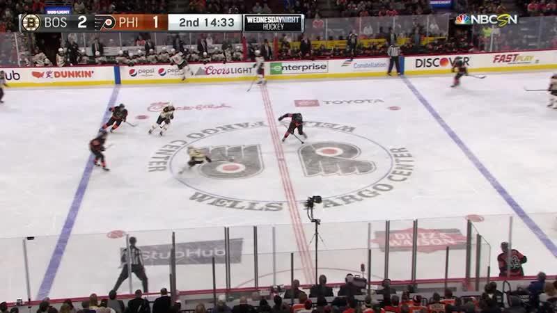 Кутюрье оформил первый хет-трик в регулярных сезонах НХЛ