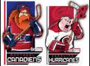 Montréal Canadiens 🆚 Carolina Hurricanes