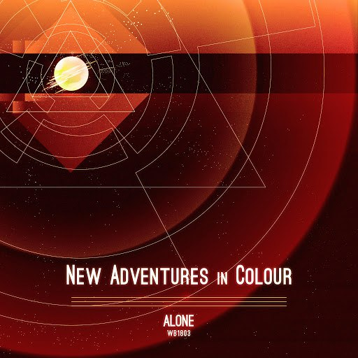 ALONE альбом New Adventures in Colour