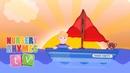 BIG BLUE BOAT | Nursery Rhymes TV. Toddler Kindergarten Preschool Baby Songs.