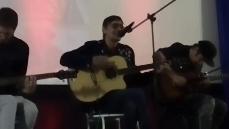 Данил Гуничев «Шаман» . 24 марта 2018