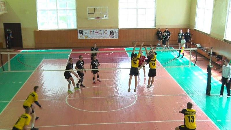 Житомир прийняв стартовий тур ЧУ з волейболу серед студентів