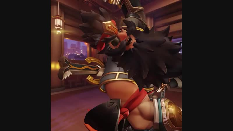 Let's hear those guns! - - Protect the flag with your trusty turret as ZHANG FEI TORBJÖRN!