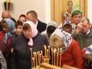 В селе Красновичи освящен храм, посвященный Вере, Надежде, Любови и Софии