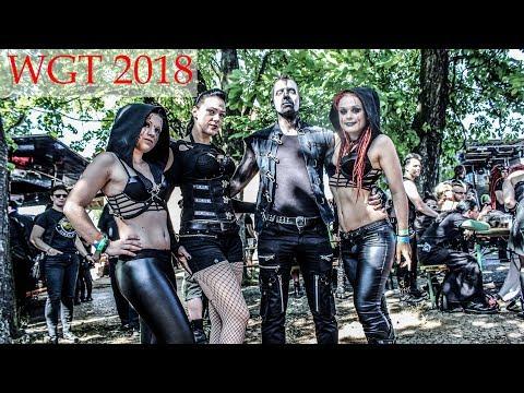 27. WGT (Wave-Gotik-Treffen) 2018 Leipzig   Ciwana Black