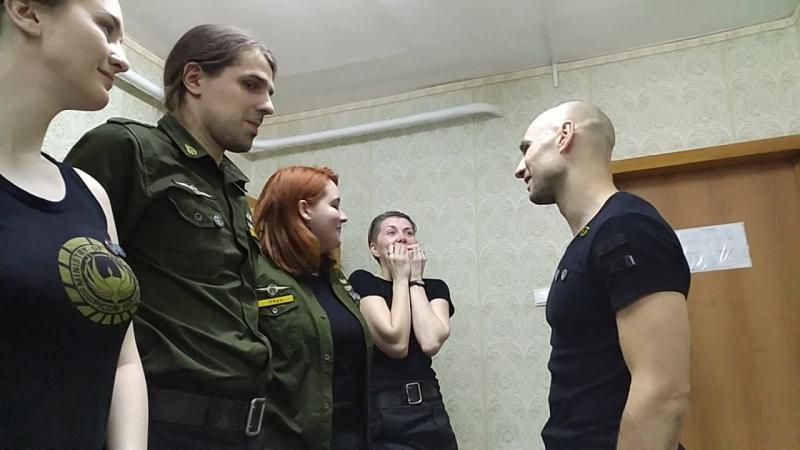 Свадьба Рея Баррета и Ванессы Обри
