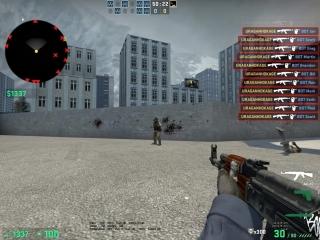 s1mple aim training 17.09.18