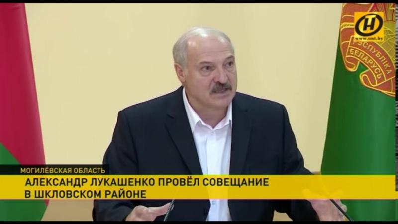 Александр Лукашенко опасается